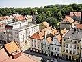 Paczków, Stare Miasto w ramach średniowiecznego założenia.JPG