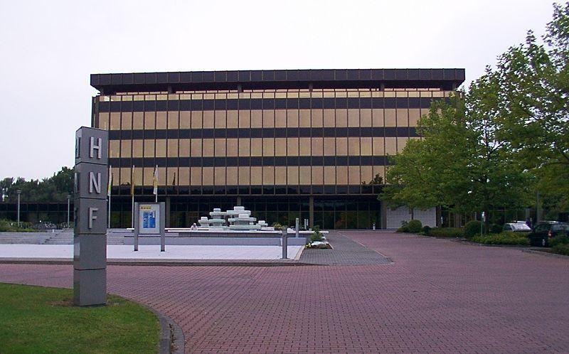 Paderborn - Heinz Nixdorf Museums Forum