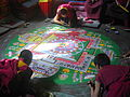 Paint a picture of Thangka.JPG