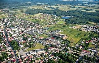 Pajęczno,  Łódź Voivodeship, Poland