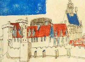 Image illustrative de l'article Palais des ducs d'Auvergne
