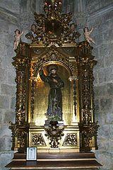 Palencia - Monasterio de Santa Clara 10.JPG