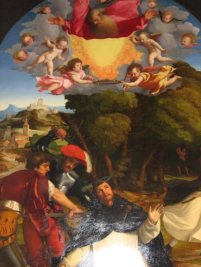 Ore 22 21 palma il vecchio 1480 1528 pittore veneto for Palma di san pietro