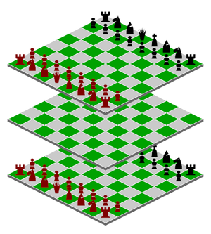 Parallel Worlds Chess - Image: Parallel Worlds Chess levels