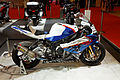 Paris - Salon de la moto 2011 - BMW - S1000 RR Team BMW Motorrad France - 001.jpg