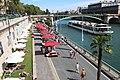 Paris Plages 2016 sur la Voie Pompidou à Paris le 14 août 2016 - 22.jpg