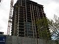 Park East Tower Construction 2006.jpg