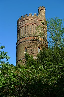 Park Hill Water Tower, Croydon