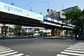 Park Street - Chowringhee Road Junction - Outram Road - Kolkata 2013-04-15 6078.JPG