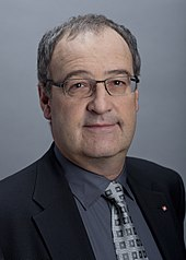 Bundespräsident Guy Parmelin