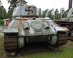 Parola Tank Museum 098 - T34-85 (37853498144).jpg
