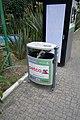 Parque España - Ciudad de México - 19 - Bote de basura con separación orgánica e inorgánica.jpg