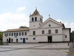 Pátio do Colégio - Image: Patio Colegio