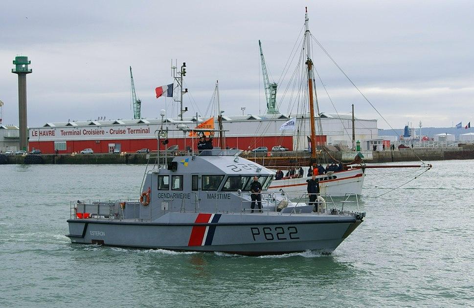 Patrouilleur Gendarmerie Maritime