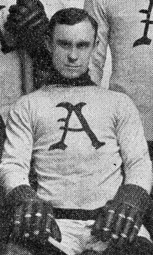 Patsy Séguin - Patsy Séguin with the Boston Arenas in the 1914–15 season.