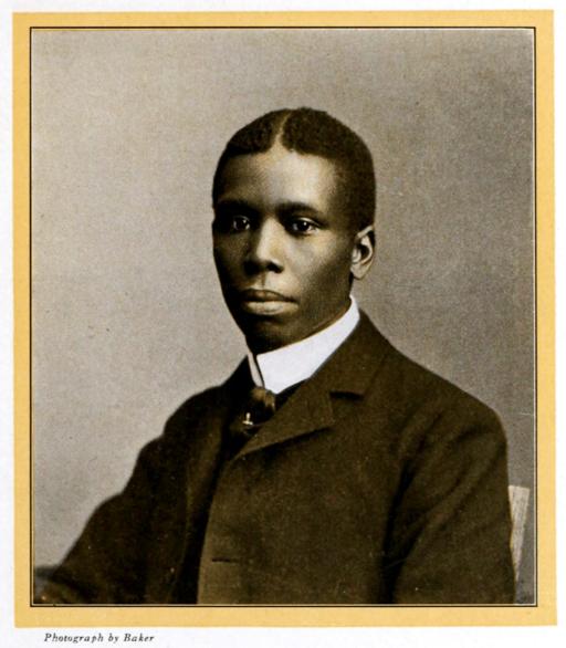 Paul Laurence Dunbar 1903