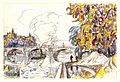 Paul Signac, Pont Royal and the Gare d'Orsay, ca. 1929–30.jpg