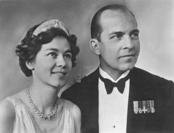 Paul and Frederica of Greece