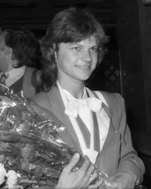 Paula Ivan - Ivan in 1988