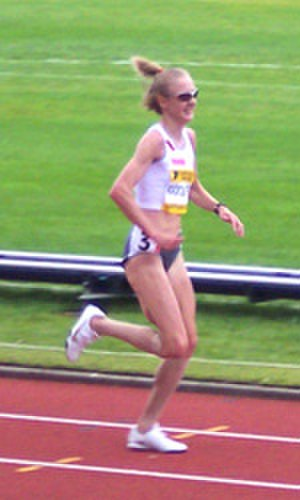Antrim International Cross Country - Paula Radcliffe is a four-time meet winner.