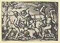 Peasants' Brawl from The Peasants' Feast or the Twelve Months MET DP855180.jpg