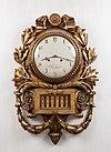 Pendulum clock by Jacob Kock, antique furniture photography, IMG 0931 edit.jpg