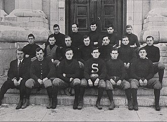 1907 Penn State Nittany Lions football team - Image: Penn State Football 1907