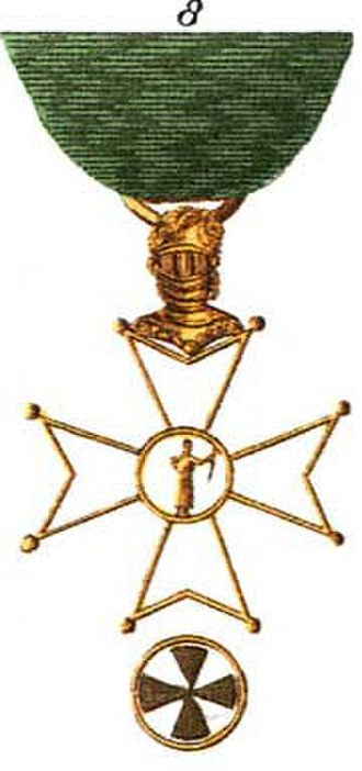 Order of Saint Joachim - Knight