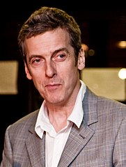 Capaldi at the 2009 Glasgow Film Festival