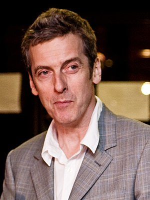 Doctor Who (series 8) - Image: Peter Capaldi 2009 (cropped)