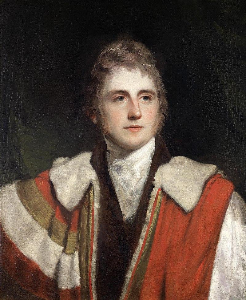 Питер Леопольд Нассау Каупер, 5-й граф Каупер, приписывается Джону Хоппнеру.JPG