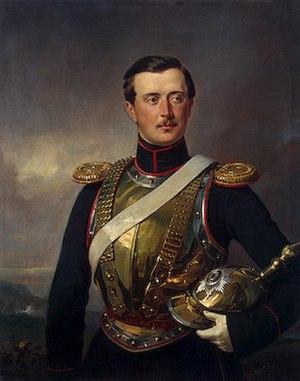 Pyotr Andreyevich Shuvalov - Pyotr Shuvalov in 1850.