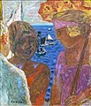 Petit Palais-Musée des Beaux-Arts de la Ville de Paris - Conversation à Arcachon - Pierre Bonnard 1926.jpg