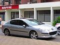 Peugeot 407 V6 Sport 2005 (15519934227).jpg