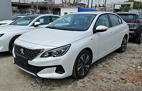 Peugeot 408 II facelift 01 China 2019-04-03.jpg