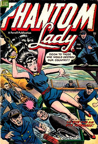 Phantom Lady - Image: Phantom Lady 2 Farrel