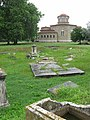 Philippi -- Ruins at site of baptism of Lydia 2.jpg