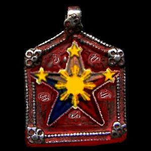 Pulahan - Image: Philippine mythology barnstar protection amulet