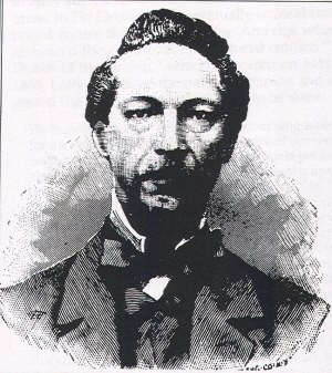 Philip Alexander Bell - Phillip A. Bell, newspaper editor and abolitionist