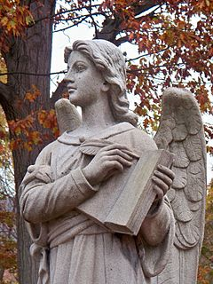 Recording angel in Abrahamic religions, angel(s) assigned by God with the task of recording the events, actions, and/or prayers of each individual human