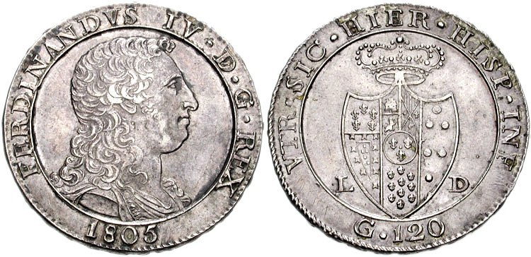 Piastra 1805