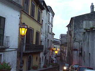 Piedimonte Matese Comune in Campania, Italy