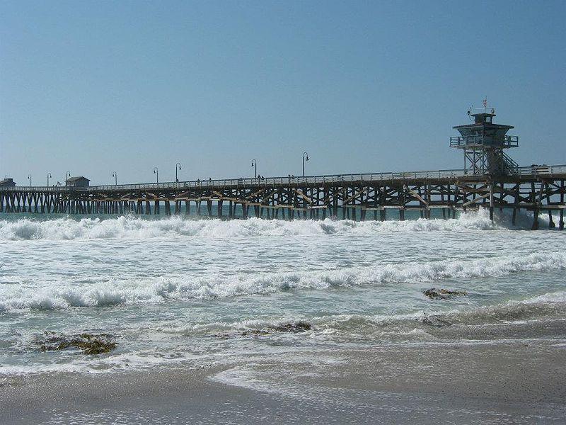 Pier of San Clemente, CA.jpg
