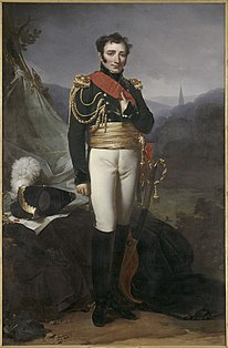 Jean Baptiste Pierre Constant, Count of Suzannet French royalist officer
