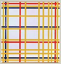 Piet Mondriaan, 1942 - New York City I.jpg