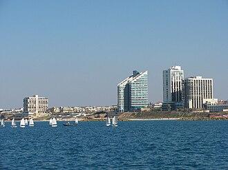 Herzliya - Herzliya beachfront