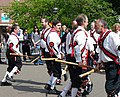 Pilgrim Morris Men - geograph.org.uk - 424575.jpg