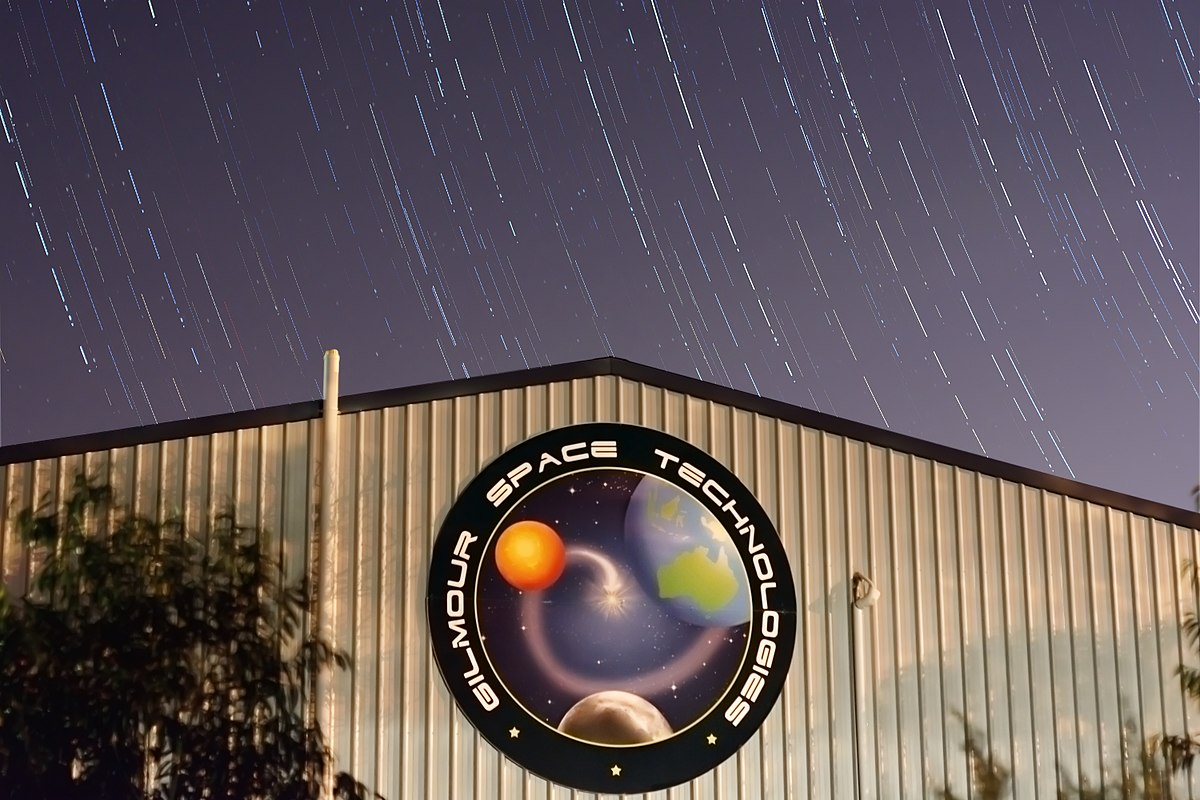 Gilmour Space Technologies Wikipedia