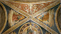 Pinturicchio, volta della cappella ponziani in santa cecilia in trastevere, 1485-1490 ca., 01.jpg