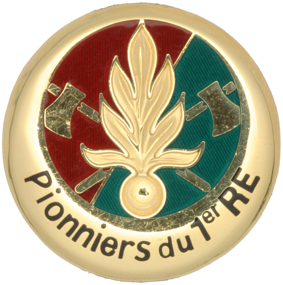 May The Fourth Be With You French: Foreign Legion Pioneers (Pionniers)